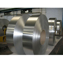 Aluminium strip with round edge for transformer,aluminium tape
